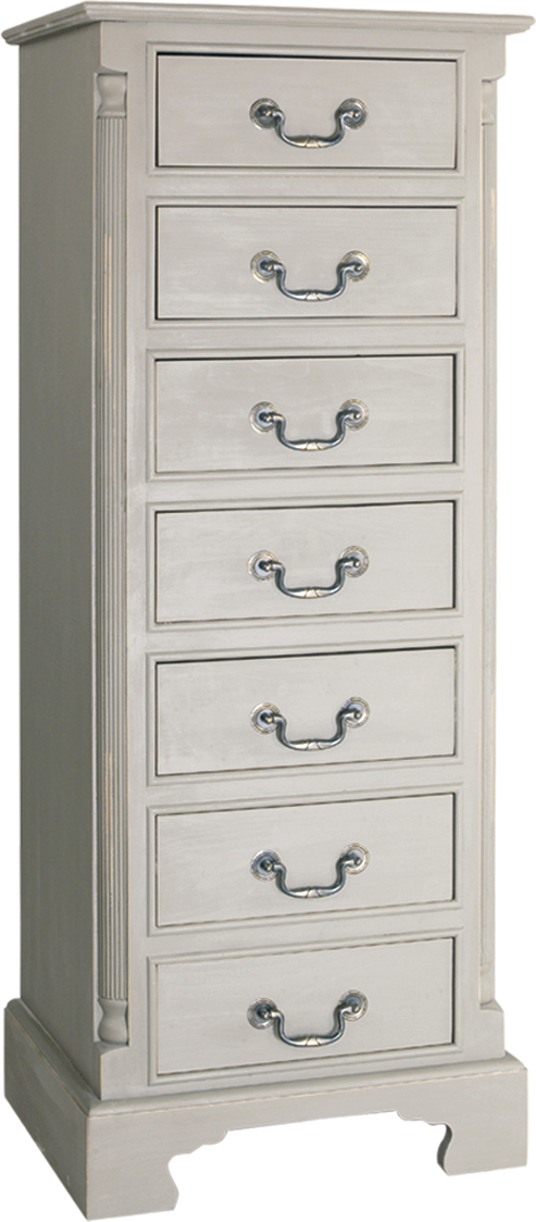 7 DRAWER WELLINGTON w 51 x d 43 x h 128 cm € 573 ( PRICE DROP € 485 )JANUARY SALE PRICE : €388 Product Code: GL-2018