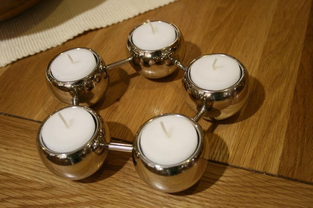 Bramble Star Tea Light Holder ~ €56.00
