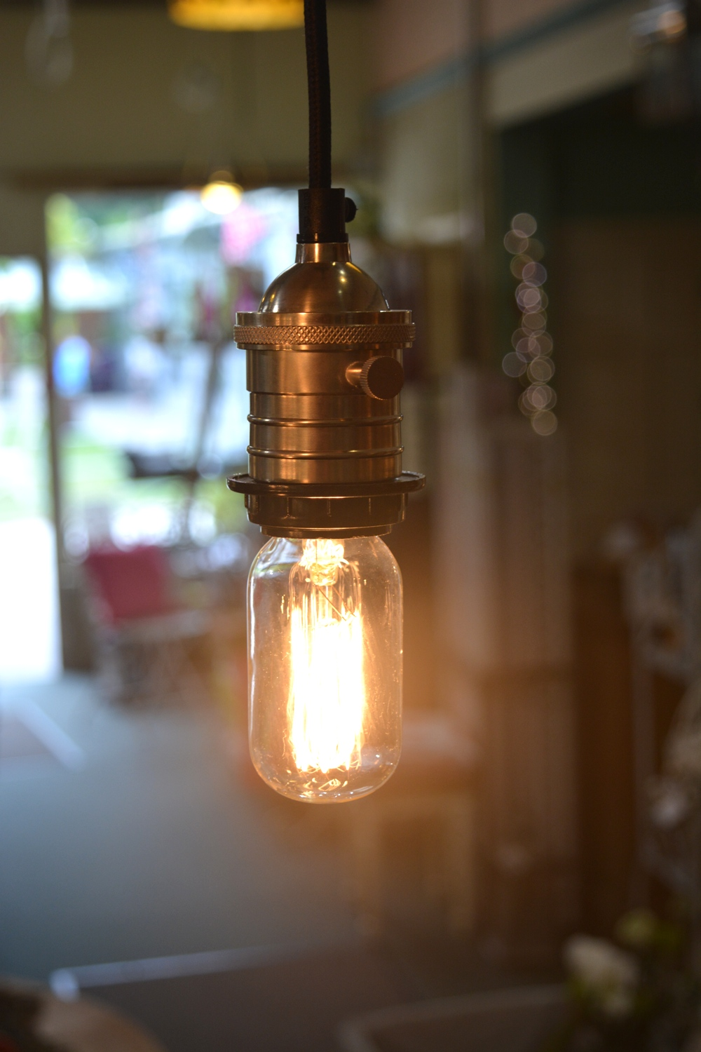 Pendant Light Fitting Including Bulb € 75