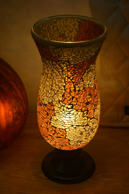 Mosaic Lamp €39