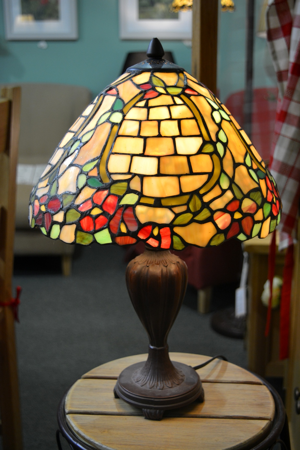 Tiffany Lamp €163