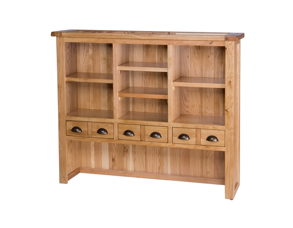DRESSER RACK WITH 6 DRAWERS & 4 SHELVES W139 x D43 x H85cm €555 Product Code: SAL013H-V