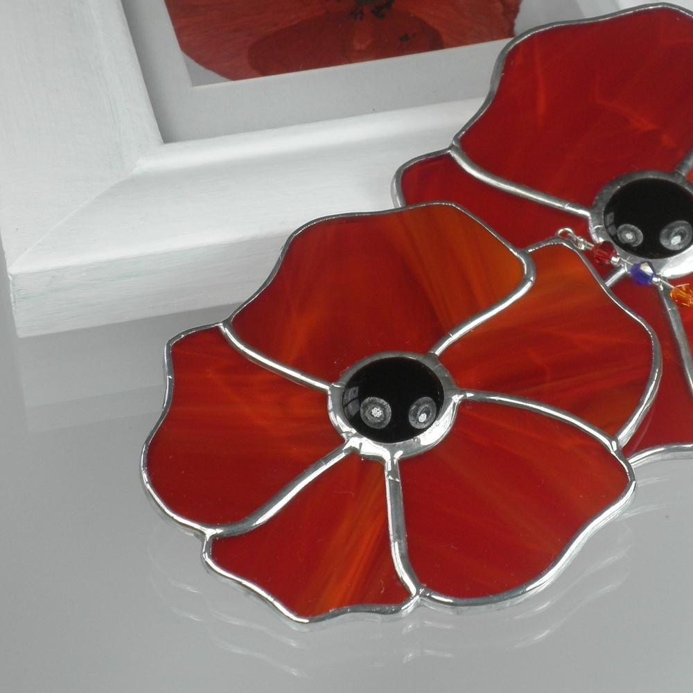 Poppy - red €21.00  Code: RSG-PRSR