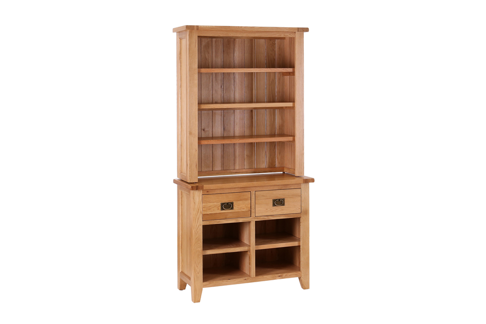 Display Dresser   W100 x D45 x H200 cm  Base: €560Rack: €450 Total: €1010  Product Code: Base NB142B   Rack: NB142H