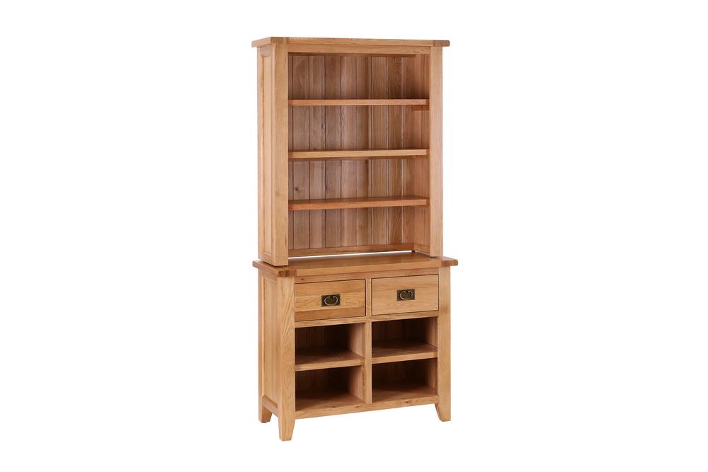 Display Dresser  W100 x D45 x H200 cm  Base: €560Rack: €450Total: €1010  Product Code: Base NB142B  Rack: NB142H
