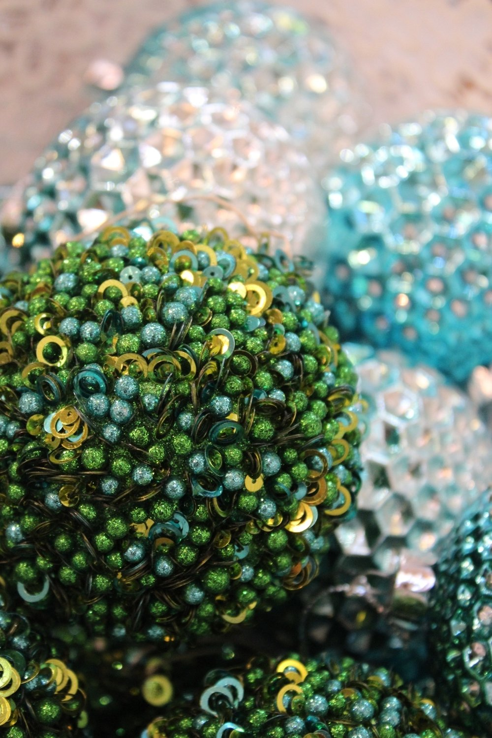 Emerald Green Bauble - €4.90