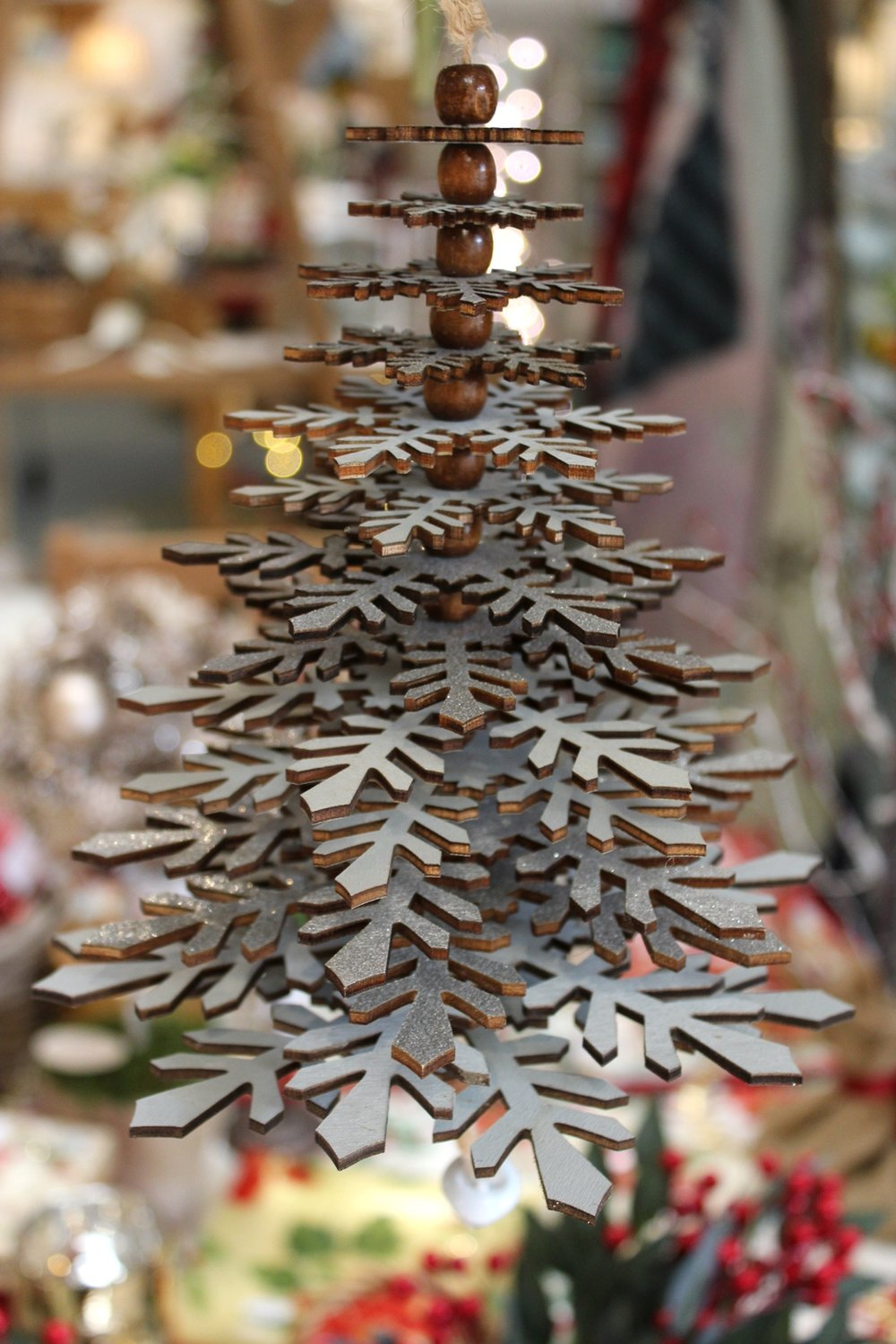 Layered Christmas Tree - €18.00
