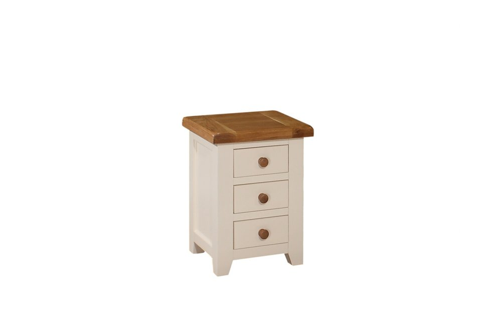 JT001   Three Drawer Locker   W:450 x D:380 x H:600   €195 Available in Ivory Only