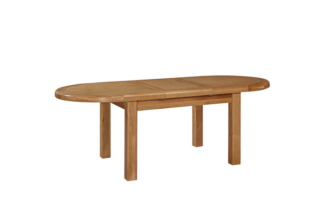 Heavy 'D End' Extending Table                                                           W:1800/2300 x D:1000 x H:790                                                              €1095                                                                                                             Product Code: OS031