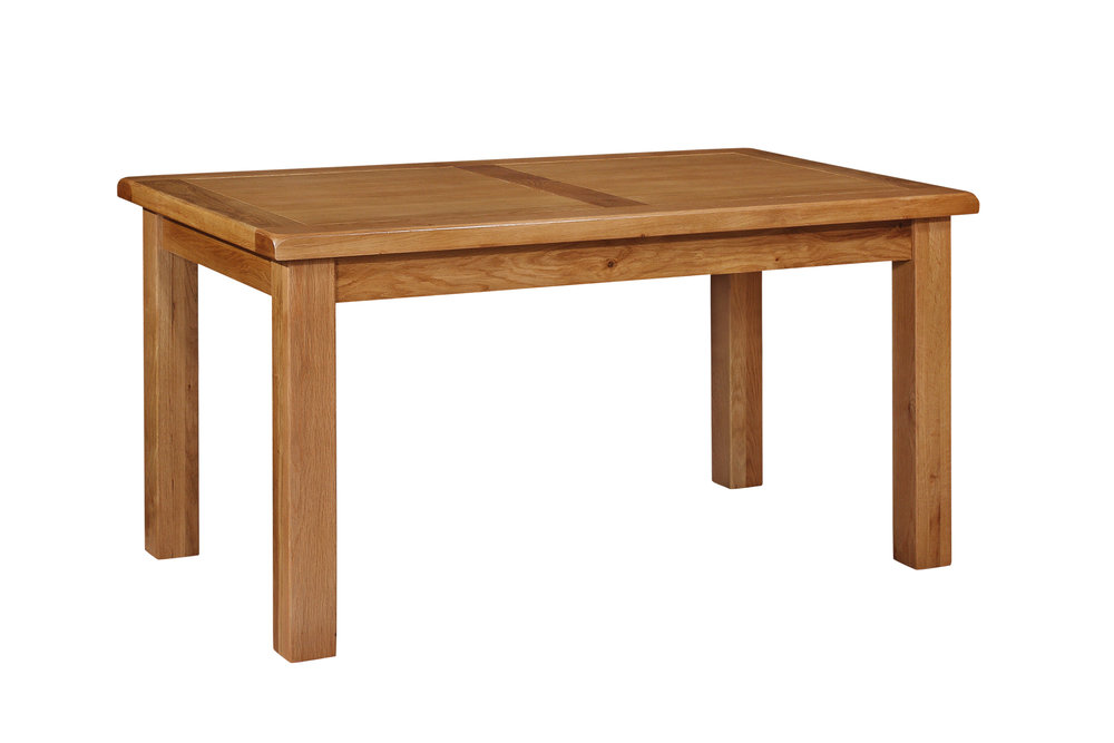1.5 Metre Fixed Top Table  W:1500 x D:900 x H:760  €565  Product Code: OS035