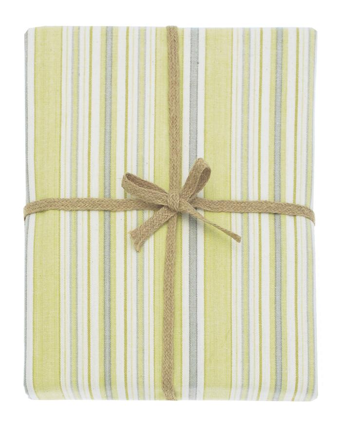 LEMON GRASS   Tablecloth  130 x 180cm €38.00 WAL-LG70    130 x 230cm €43.00 WAL-LG90