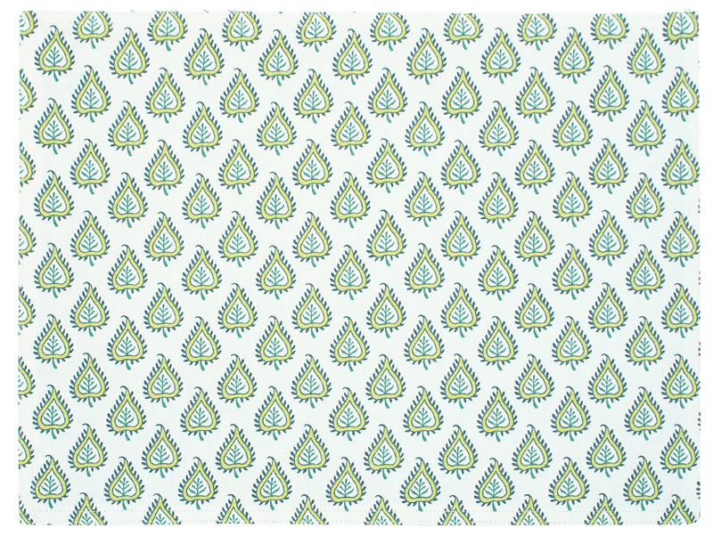 LES INDIENNES   Placemat (Front)        €12.50 WAL-LIPM