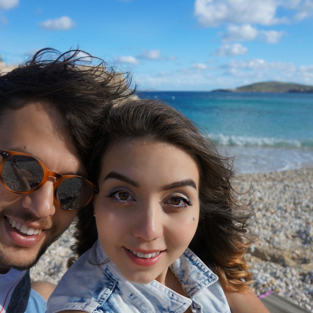 Marina and Tomy