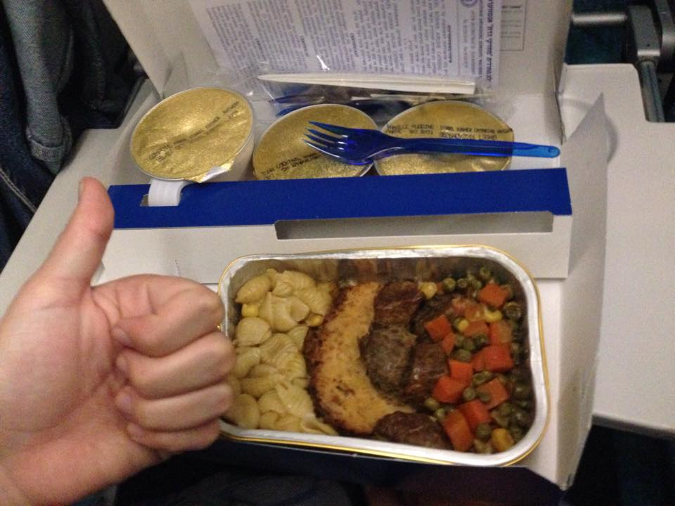 Kosher Meal, Turkish Airlines