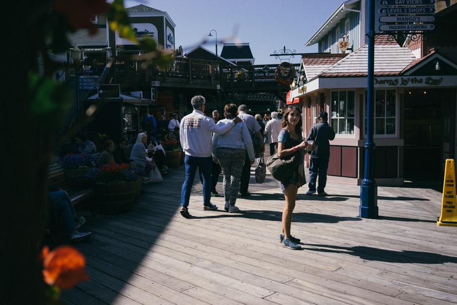 Pier 39, San Francisco | www.MadeinMoments.com