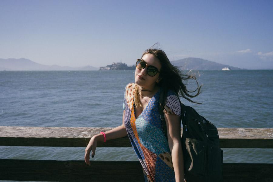 Alcatraz Island and Marina of MadeinMoments.com