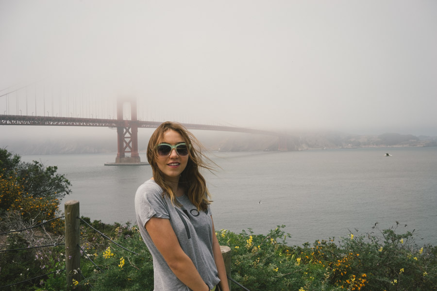 MadeinMoments at the Golden Gate Bridge, SF