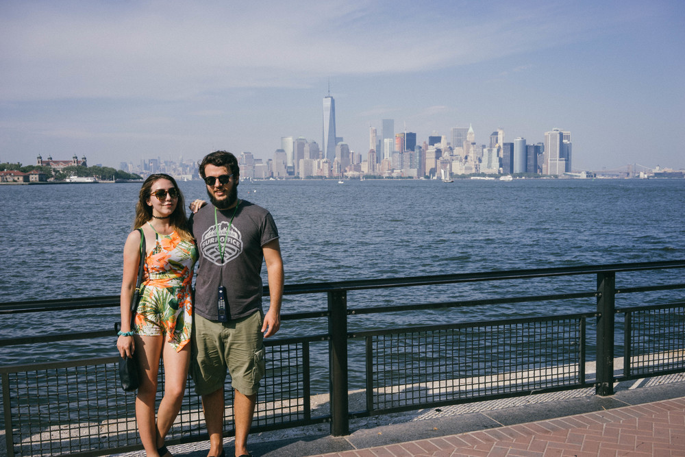 Things you need to know before visiting NYC for the first time, special for couples! More travel stories at www.MadeinMoments.com