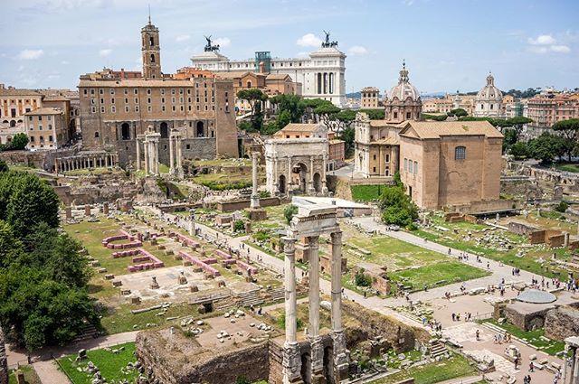 Roman Forum 😻