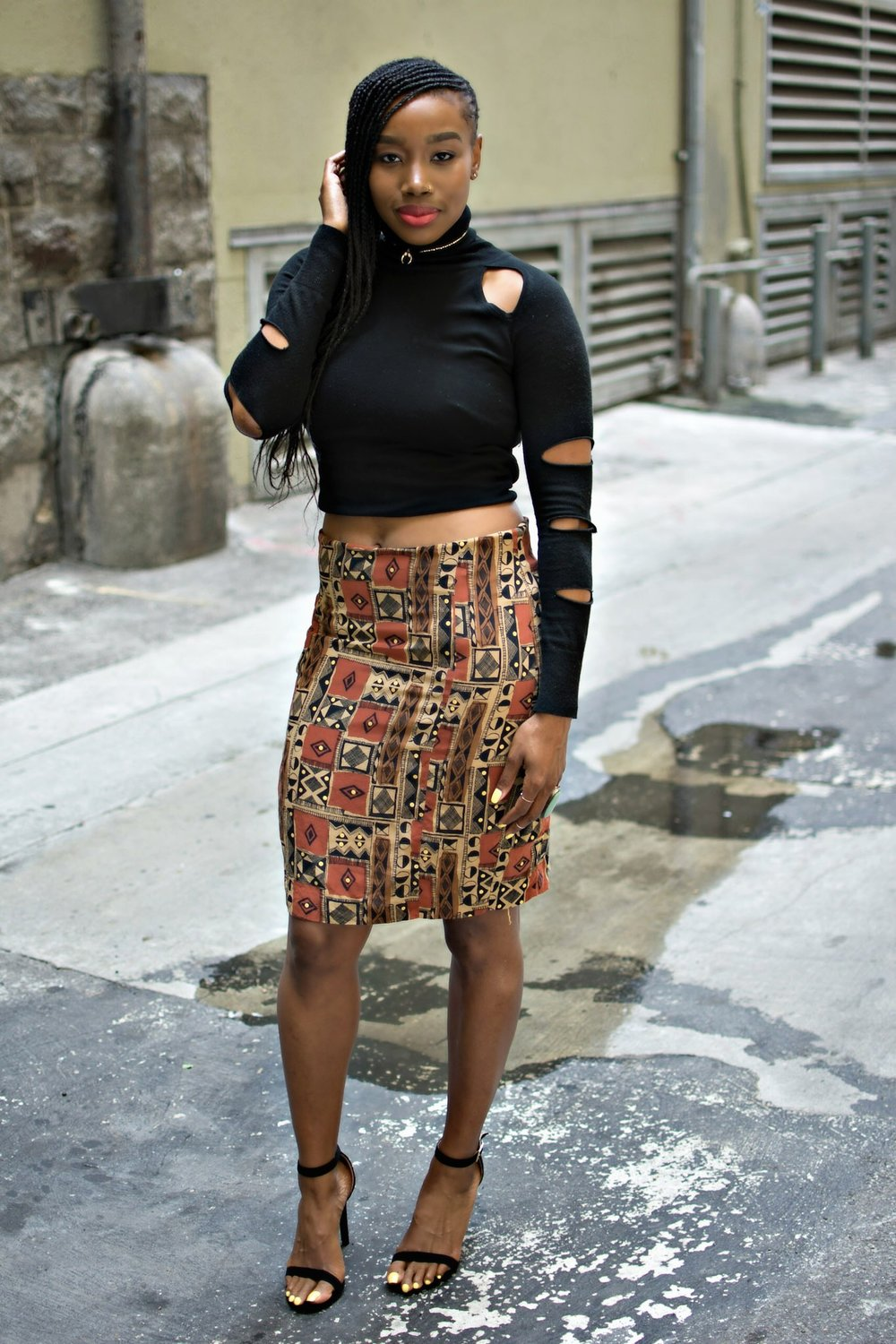 Black-cut-out-crop-top-and-tribal-print-skirt.jpg