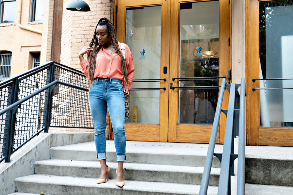 spring-fashion-blouse-sunglasses-black-girl-magic-fashion-blogger-dtla-braids-skinny-jeans-coach-handbag-michael-kors-nude-pumps-walmart-street-style-the-kashonna-files.jpg