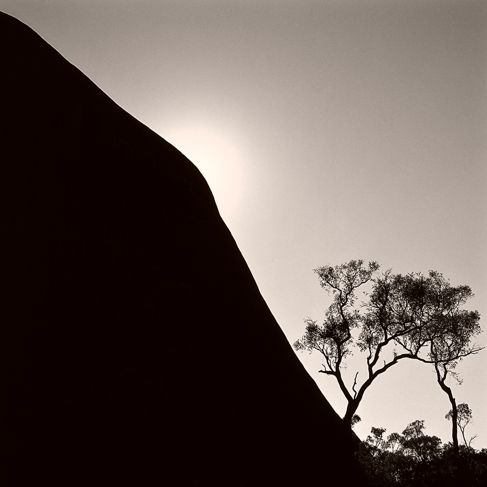 Rising Sun, Uluru, Central Australia