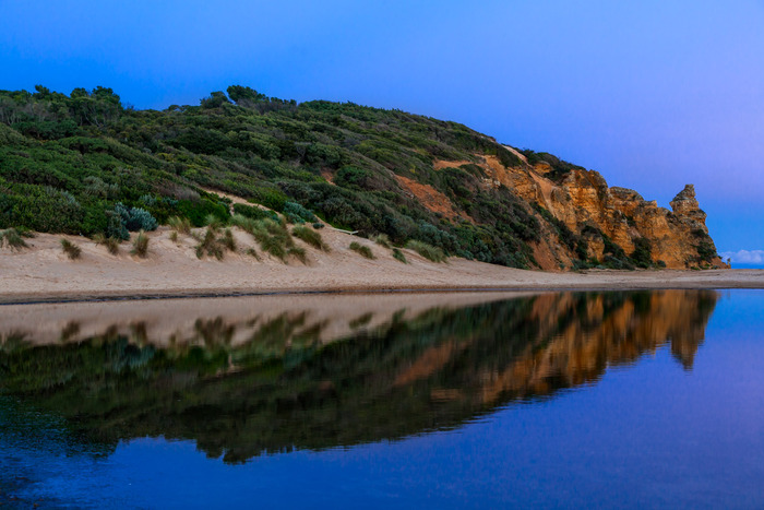 Dusk, Aireys Inlet, Great Ocean Road, Australia