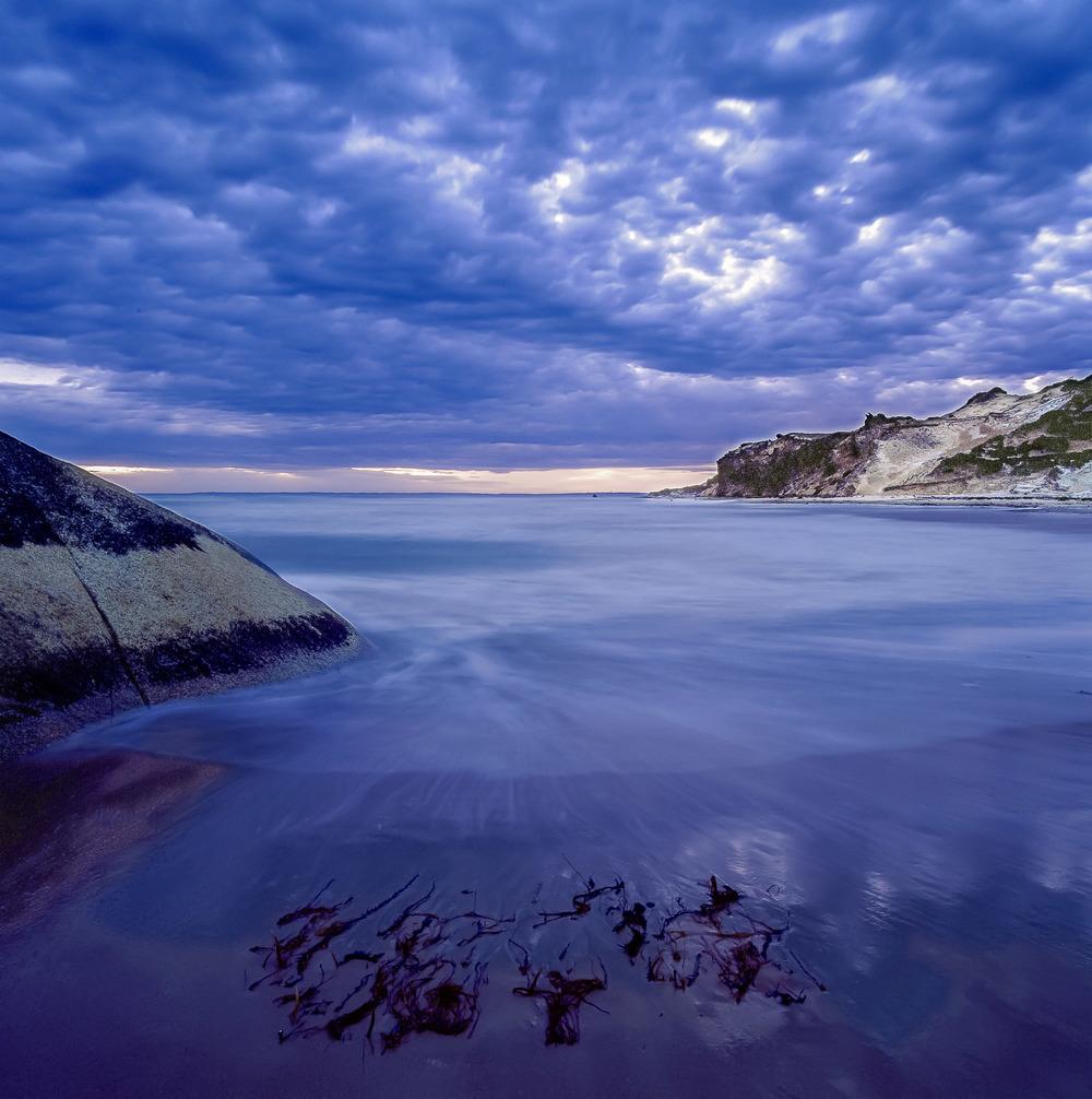 Twilight, Squeaky Beach, Wilsons Promontory, Australia
