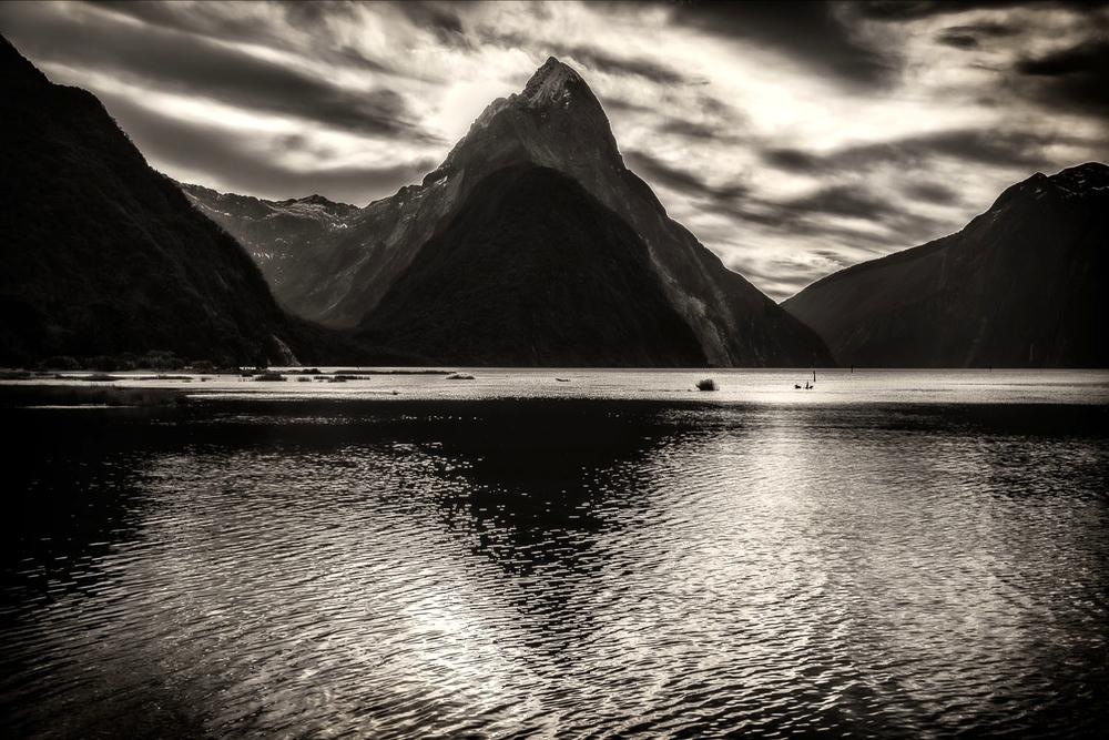 Serenity, Milford Sound, New Zealand