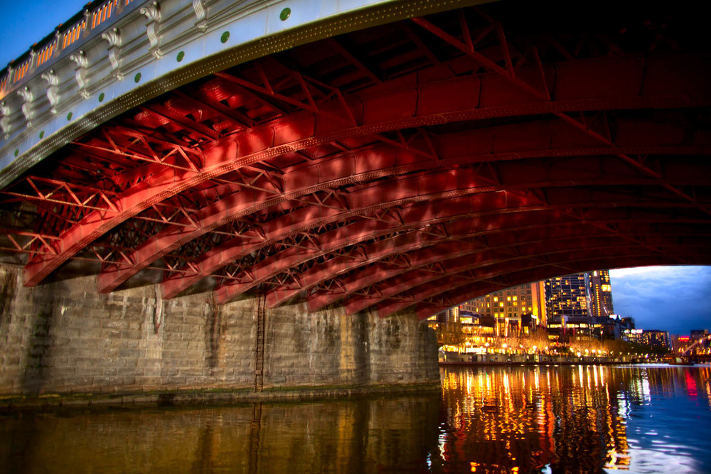 Click for Details of the next Night Photography Workshop - Melbourne