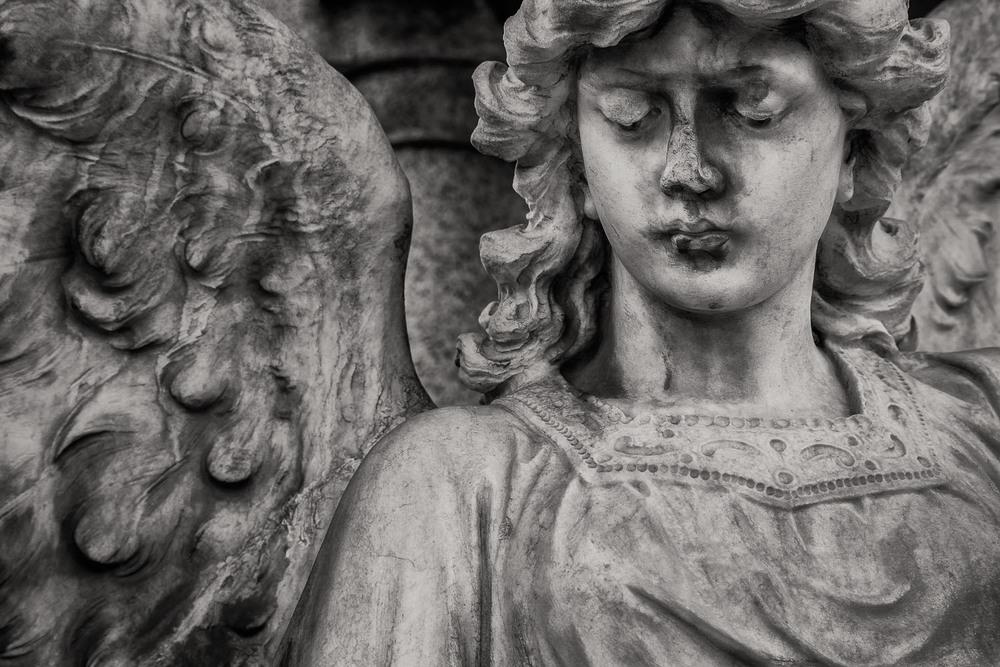 Angel, Melbourne Cemetery, Australia