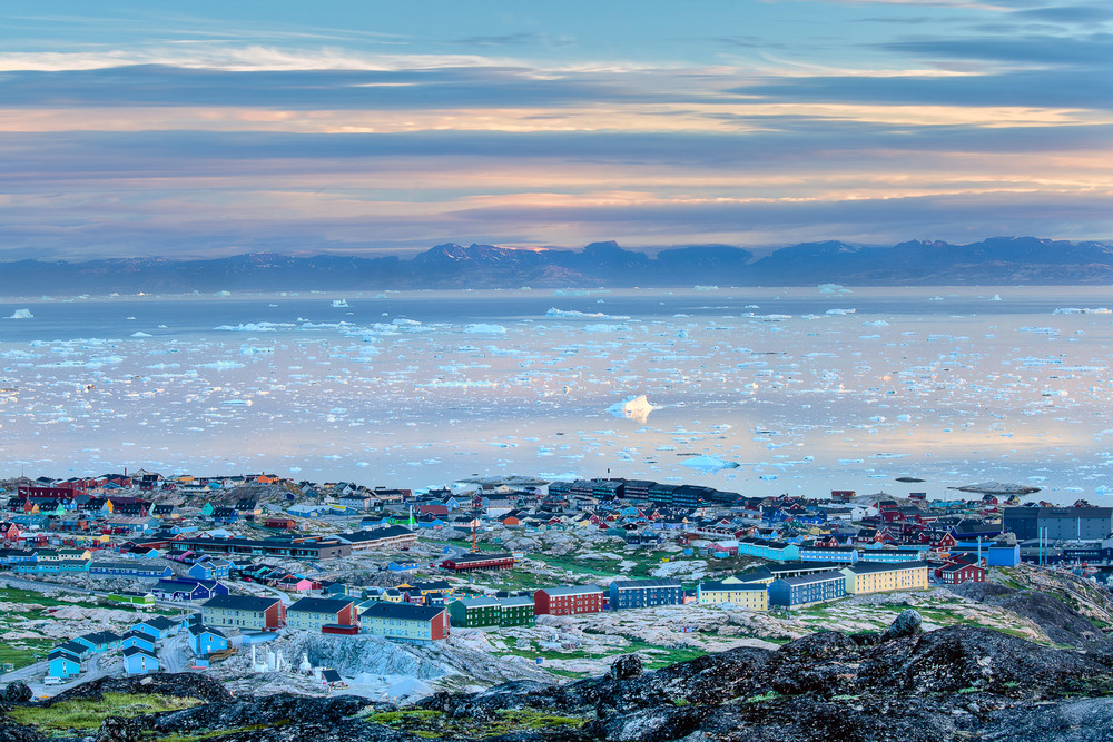 Living on the Edge, Ilulissat, Greenland