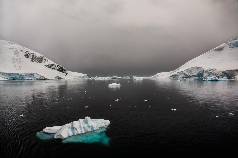 Luminence, Curverville Island, Antarctica