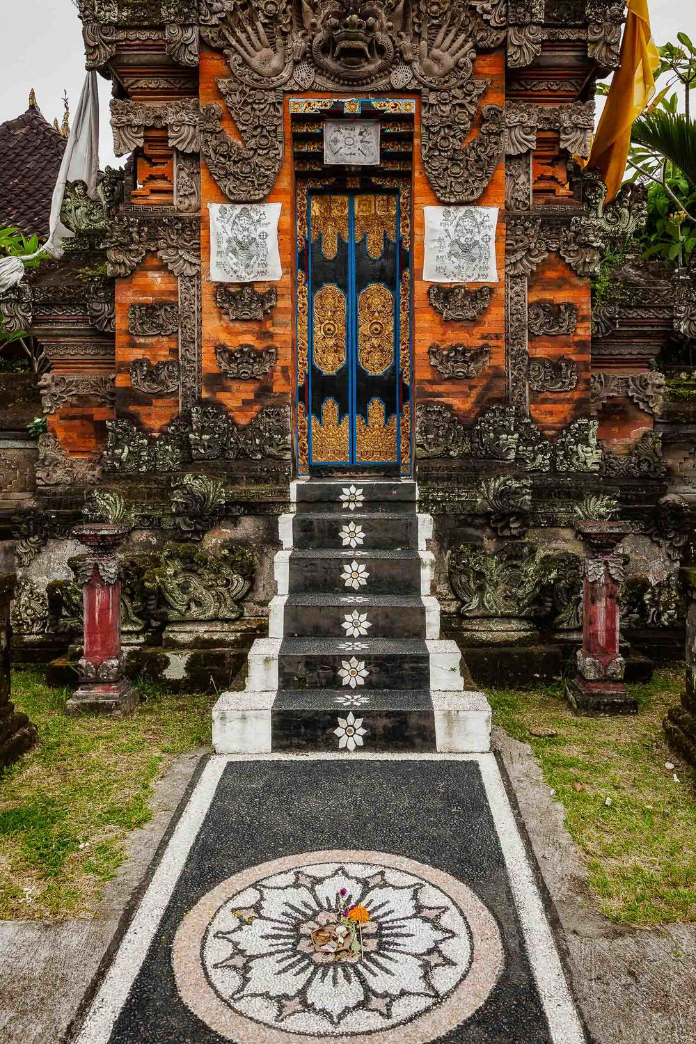 Shrine, Bali, Indonesia