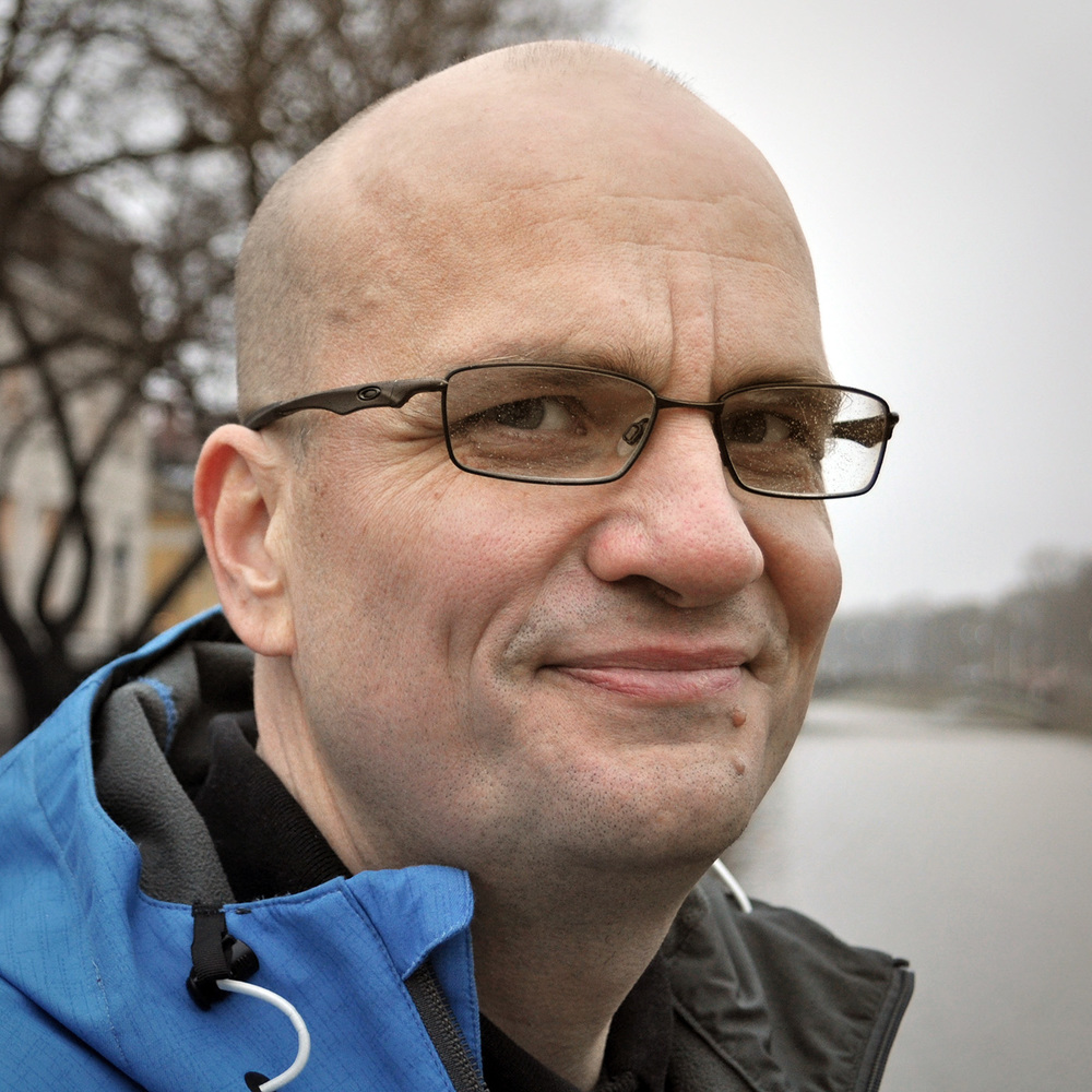 My friend Vesa Loikas. A great photographer living and working out of Turku in Finland.