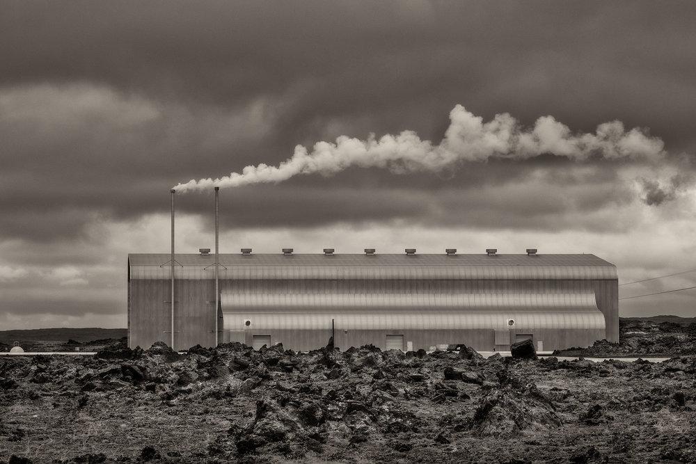 Power Plant, Iceland