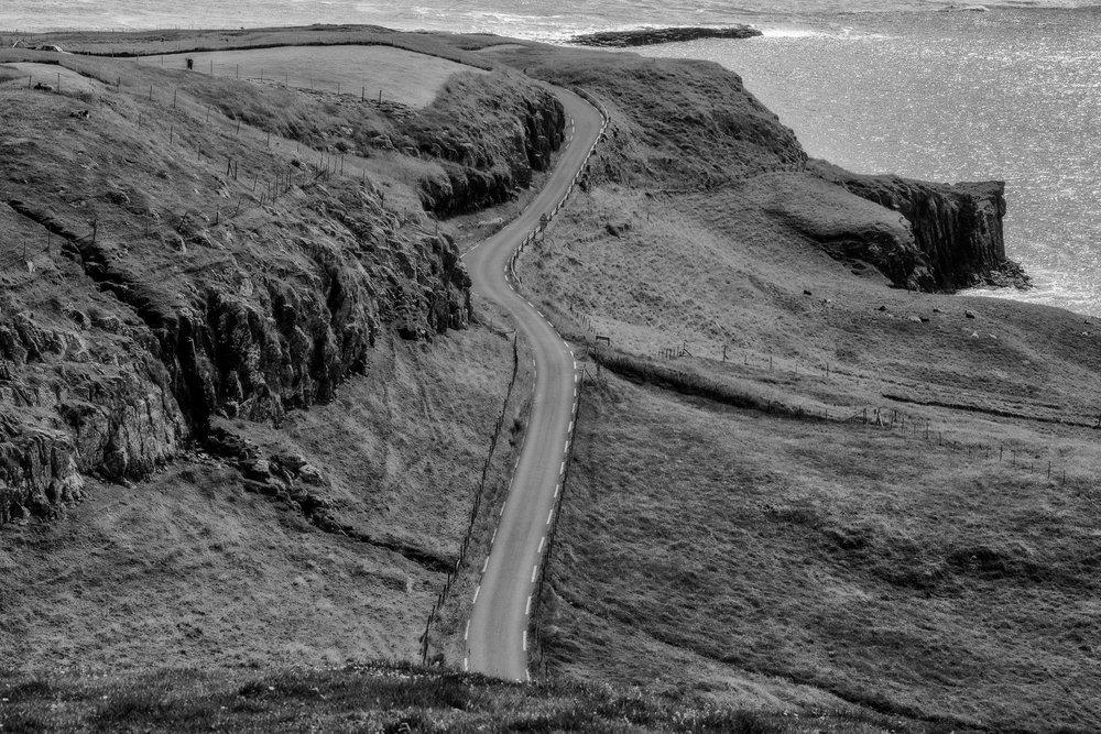 Road Trip, Suduroy, Faroe Islands