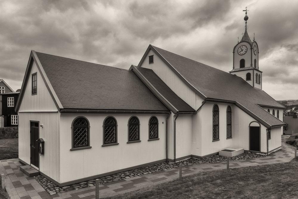 Tórshavn Cathedral, Faroe Islands