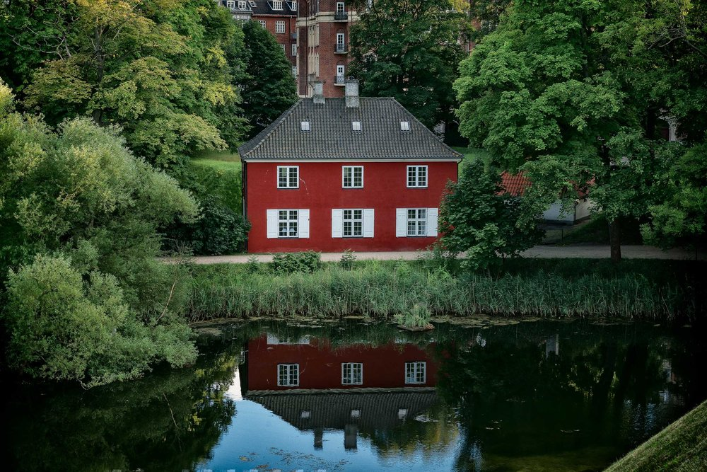 Red House, Kastellet Fort, Copenhagen
