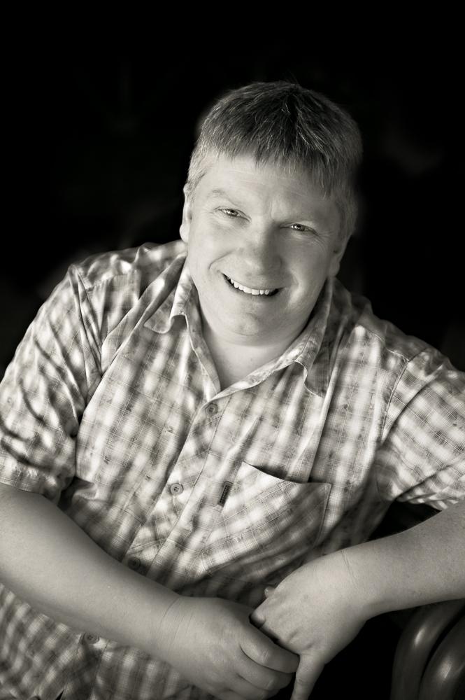 Glenn Guy the Travel Photography Guru (photo by Bill Poon).