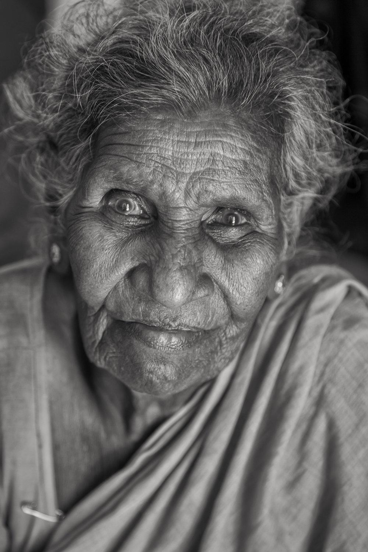 Granny, Chennai, India