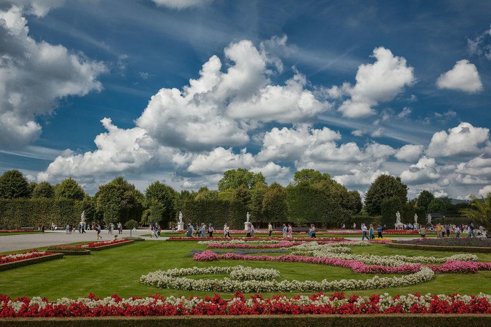 Schoenbrunn Palace Gardens, Vienna