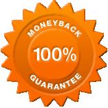 Money Back Guarantee Logo