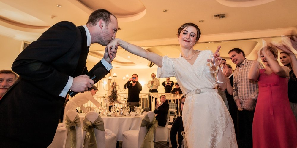 A    candid snap    recording a    moment of romance    at a lively wedding reception in    Mildura, Australia   .