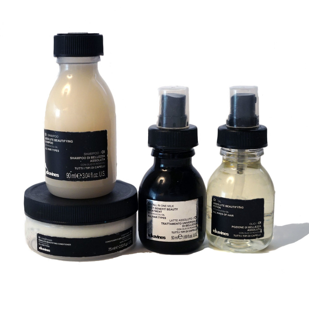 DAVINES • Travel Kit • 61 USD