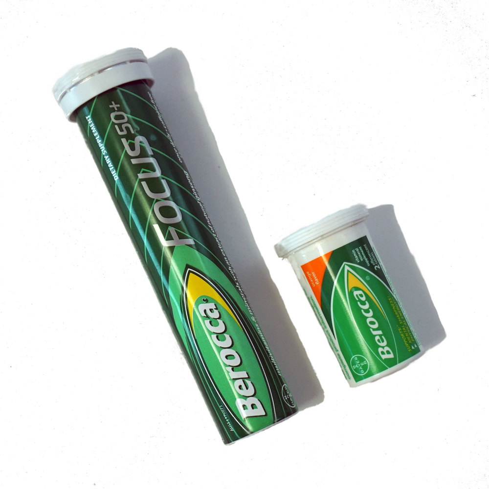 BEROCCA • Orange • 5 USD