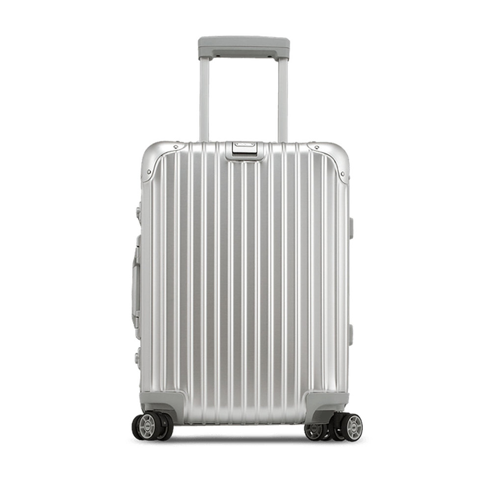 RIMOWA • Metal Carryon • 980 USD