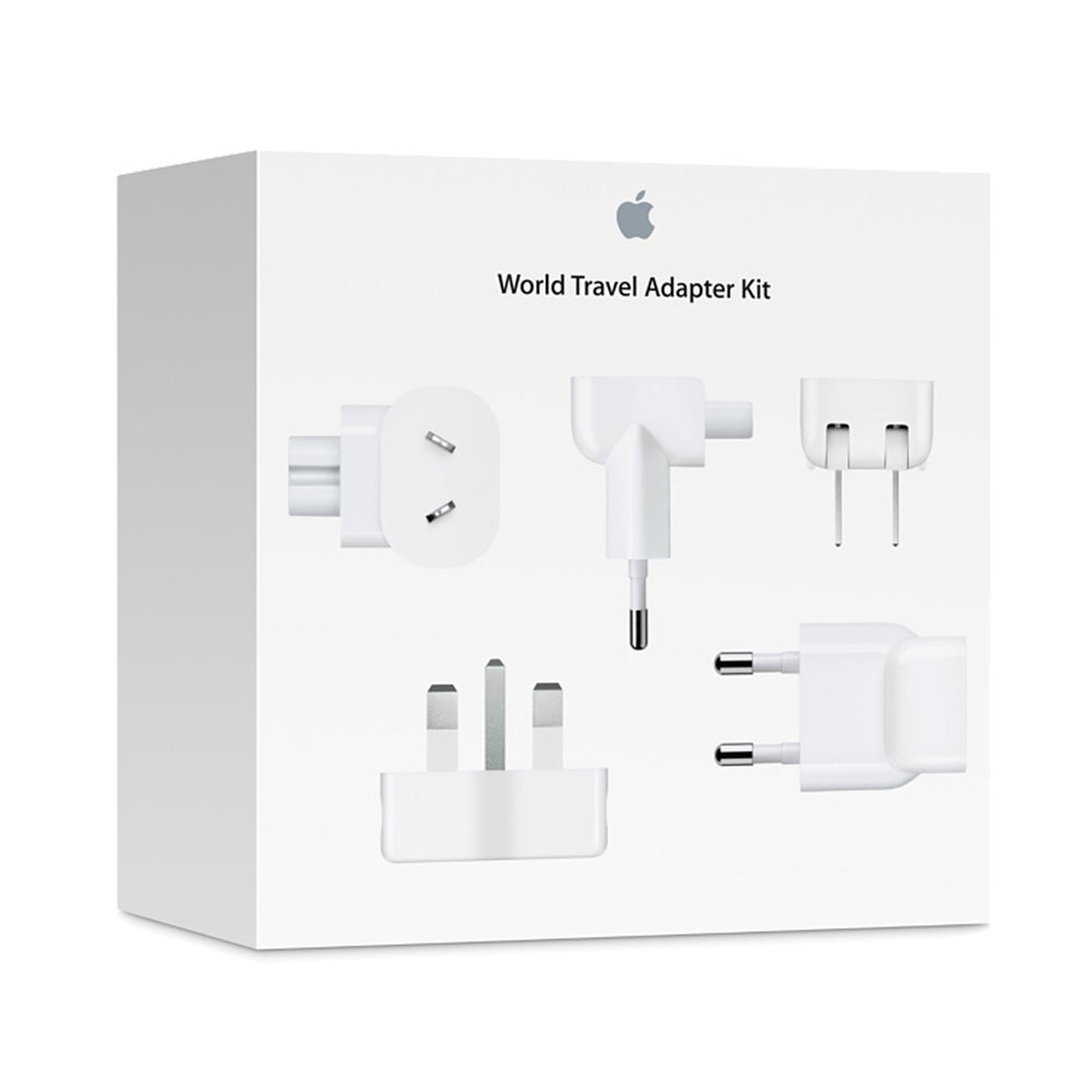 APPLE • Travel Adapters • 39 USD