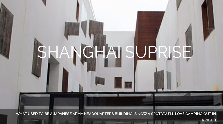 Designhotel Waterhouse Shanghai : Designhotels die extravagantesten unterkünfte der welt