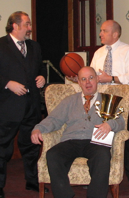 THAT CHAMPIONSHIP SEASON by South Camden Theatre Company